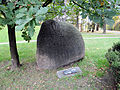 111012 Stone commemorating the constitution May 3, 1791 in Warsaw - 01.jpg