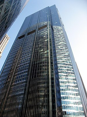 111 South Wacker Drive - Image: 111 south wacker chicago