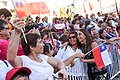 11 Marzo 2018, Ministra Cecilia Perez participa en la llegada del Prdte. Sebastian Piñera a La Moneda. (38945982910).jpg