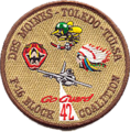 125th Expeditionary Fighter Squadron - Operation Southern Watch Patch.png