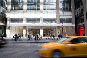 Neuberger Berman - 1290 Avenue of the Americas, New York City.