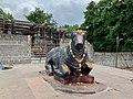 12th century Thousand Pillar temple, Hanumkonda, Telangana, India - 50.jpg