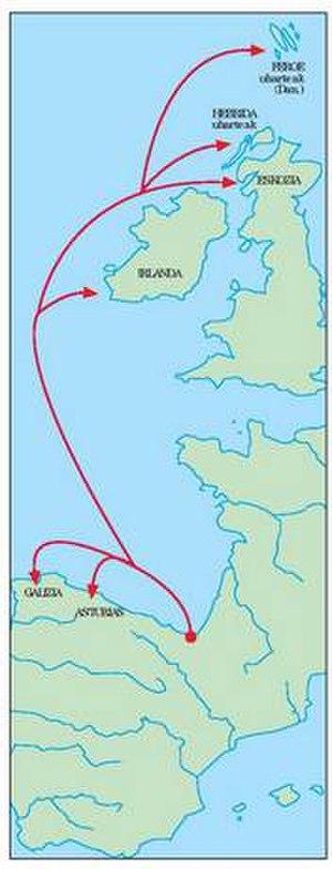 History of Basque whaling - Image: 13. Arrantzaren zibilizazioa 0.2 4