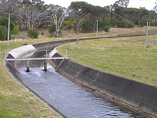 Upper Canal System