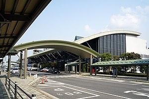 Izumo Airport - Image: 150322 Izumo Airport Izumo Shimane pref Japan 01s 3