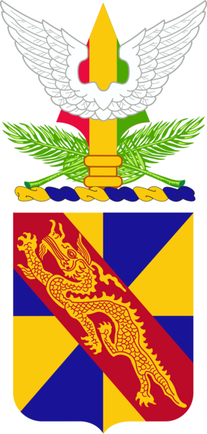 159th Aviation Regiment (United States) - coat of arms