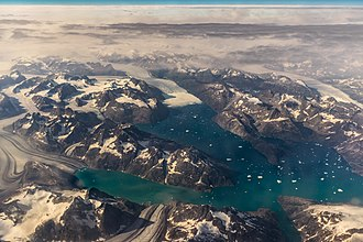 Greenland - Southeast coast of Greenland