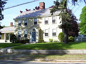 Union Village, Rhode Island - Image: 1812 House