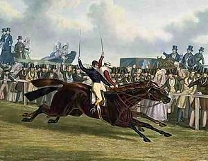 Charles the Twelfth - Charles the Twelfth beats Euclid in the deciding heat of the St Leger