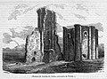 1850-09-29, Semanario Pintoresco Español, Ruinas del castillo de Polán, provincia de Toledo, Pizarro.jpg