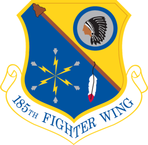 185th Air Refueling Wing - Image: 185th Fighter Wing