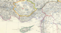 1861 Komeh detail map Turkey in Asia, Asia Minor, and Transcaucasia by Johnston.png