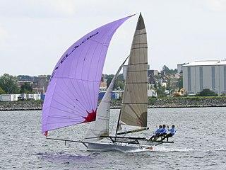 High-performance sailing