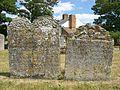 18th century gravestones, Lydd.JPG