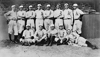 1902 Philadelphia Athletics season - Image: 1902 Philadelphia Athletics
