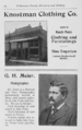 1907 ads Alma Kansas USA.png