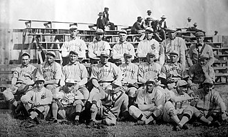 History of the Cleveland Indians - 1909 Cleveland Naps