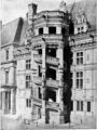 1911 Britannica-Architecture-Spiral staircase.png