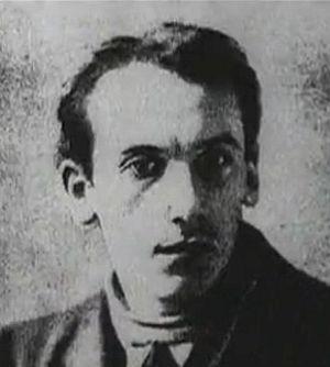 Genrikh Yagoda - Yagoda in 1915