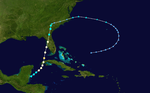 1946 Atlantic hurricane 5 track.png