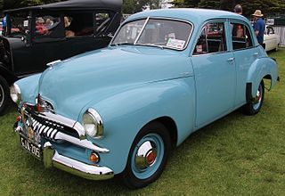 Holden FJ Motor vehicle