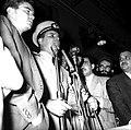 1959. Enero. Discurso de Wolfgang Larrazábal en El Silencio al recibir a Fidel Castro.jpg