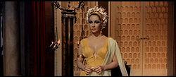 in Cleopatra (1963)