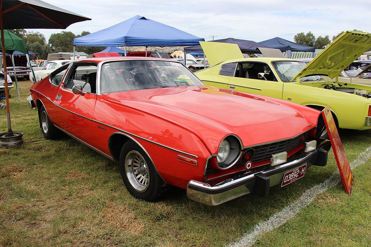 Matador Car: File:1974 Rambler Matador X Coupe (14317164627).jpg
