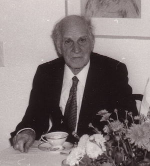 Leonid Andrussow - Leonid Andrussow in 1977