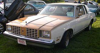 Oldsmobile Hurst/Olds - 1979 Hurst/Olds W-30