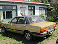 1981 Ford Cortina 2.0 Ghia Saloon (6978625577).jpg