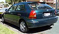 1995-1998 Honda Civic CXi 3-door hatchback (2009-03-24).jpg