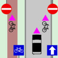 1dir-car, free 1dir-cyc same left.png