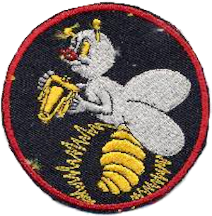 21st Expeditionary Reconnaissance Squadron - Early 1st Tactical Reconnaissance Squadron patch