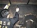 2000년대 초반 서울소방 소방공무원(소방관) 활동 사진 화재조사-1.JPG