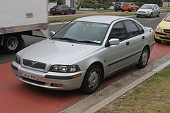Volvo S40 I po face liftingu