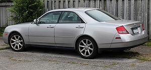 Infiniti M - 2003-2004 Infiniti M45