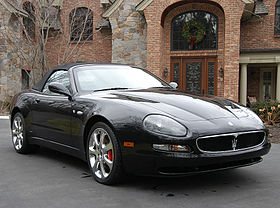 2004 maserati trofeo for sale
