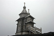 2005-02-25 Trinity Church at Bellingshaussen, Antarctica.jpg