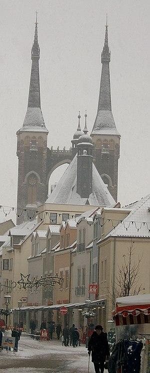 Köthen (Anhalt) - The church of St. Jakob
