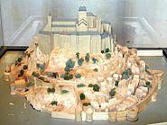200506 - Mont Saint-Michel 52 - Maquette