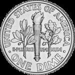 One dime это монетница