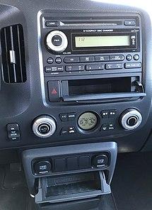 Honda Ridgeline (2006–2014) - Wikipedia