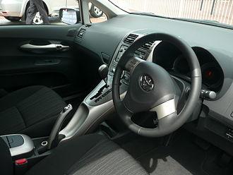 Toyota Auris - Interior