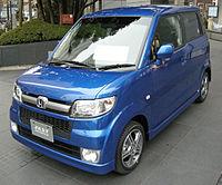 Honda Zest thumbnail