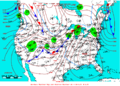 2008-02-14 Surface Weather Map NOAA.png