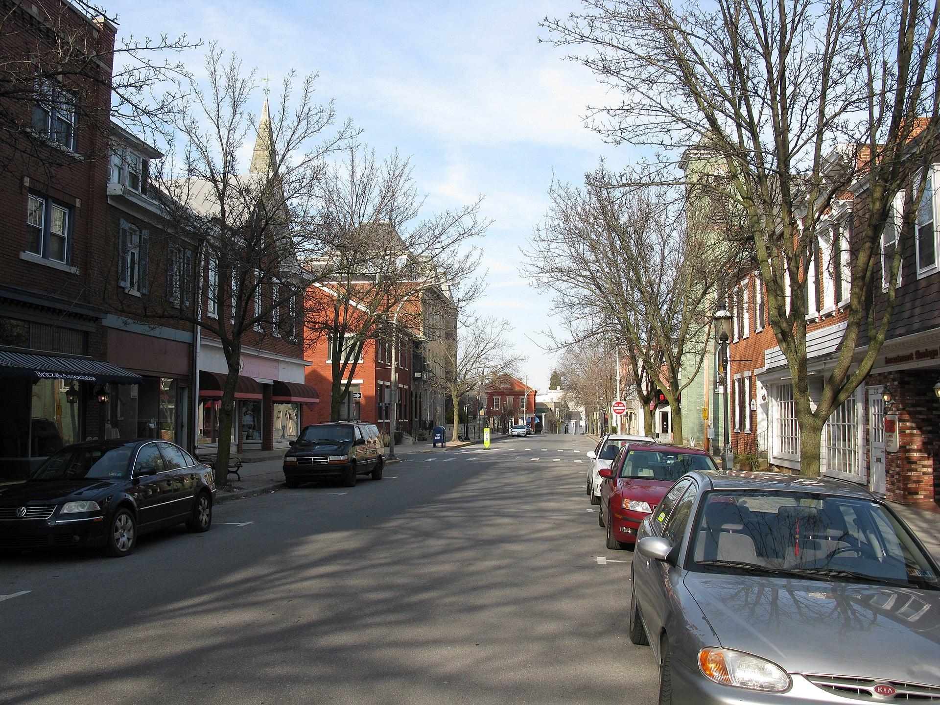 Ace Auto Sales >> Hollidaysburg Historic District - Wikipedia