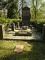 2010-04-18 Ehrengrab Herbert Baum Jüdischer Friedhof - fec AMA.B.JPG