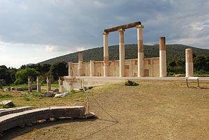 Epidaurus - Abaton of Epidaurus