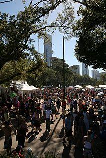 Annual LGBT event in Melbourne, Australia